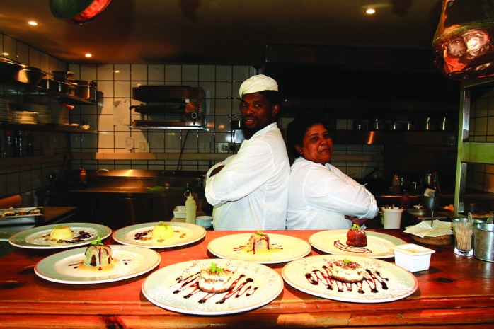 My favorite chefs