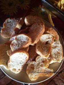 Bread is always galore